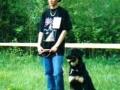 Der Ernst des Lebens, Hundeausstellung bei München
